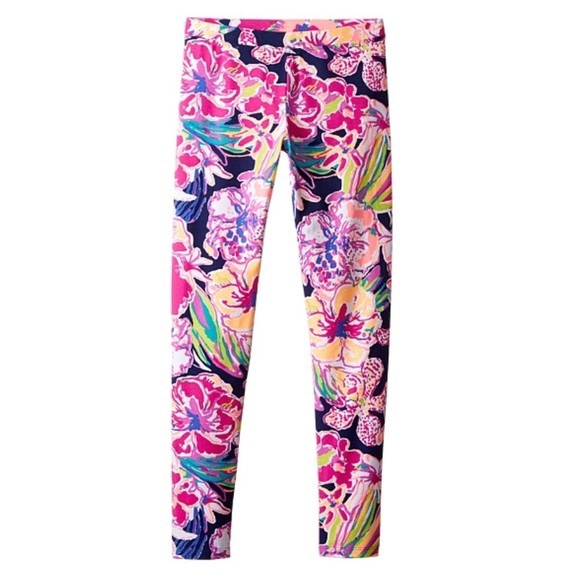 4979a3e7d1775 Lilly Pulitzer Other - Lilly Pulitzer Maia Leggings Tipping Point XL